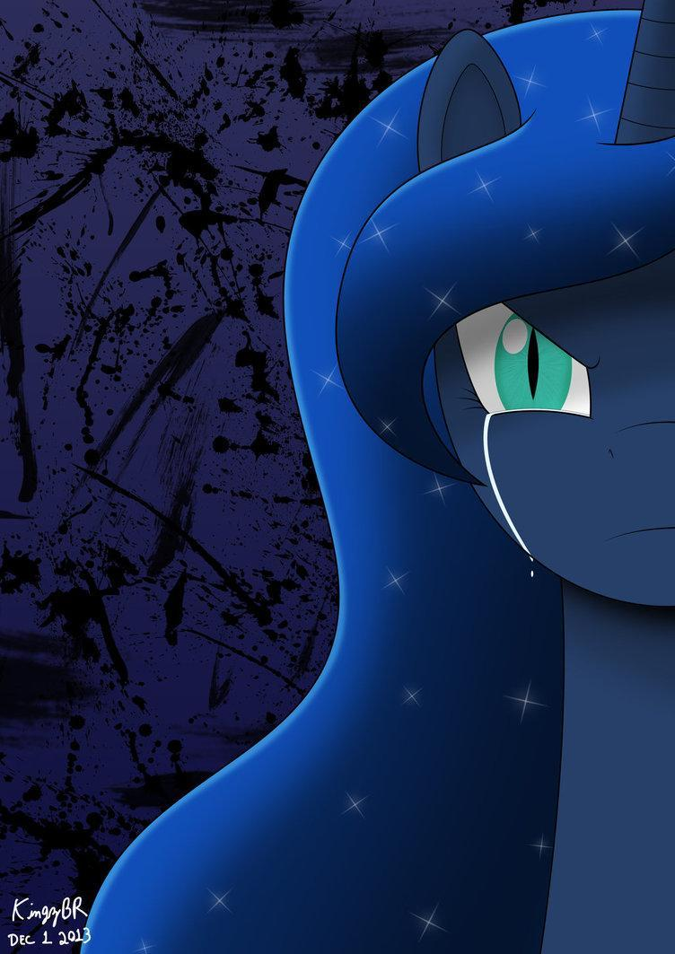 What defeated her when she was Nightmare Moon?
