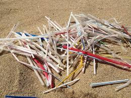 How long will your straw last? A plastic straw that you use once or never use will decompose in: