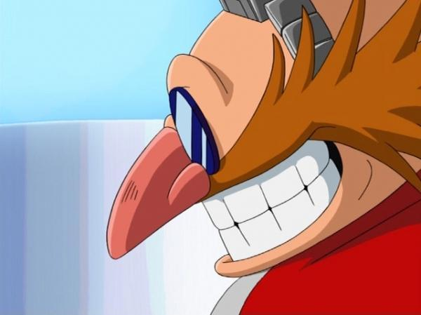 """Hello ____ It's been a while since we last seen each other how you've been?"" Eggman asked with a gruesome smile on his face. ""That's none of your concern Egghead now tell me where you've taken the chaos emeralds or I swear I will have no choice but to take you down"" You growl as you get in your fighting position. Eggman laughs as he pushes a button and sends out an army of his robots then turns to face Kidder. ""Kidder dash off and take this chaos emerald to my lab and don't let them go after you understood?"" Eggman asked as you watched him hand the chaos emerald over to her. ""Guaranteed"" Kidder replies as she grabs the emerald and quickly flies off down the hall. You try to follo but with all the robots attacking you had to let it go and fight along side with your friends."