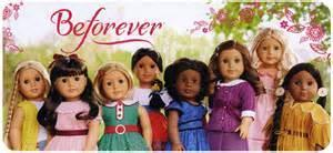 How are the beforever dolls different than before, the normal historical dolls?