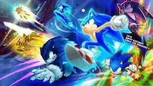 3.What colour is sonic's fur
