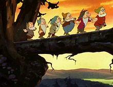 "Which one one the dwarves didn't sing ""Heigh Ho""?"