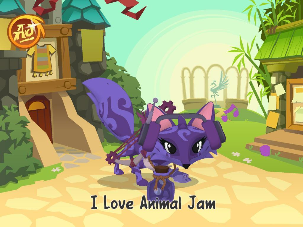 What is animal jam?
