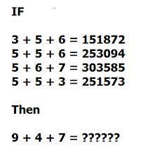 what is the answer