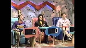 This gameshow aired from 1987 to 1990 that starred the likes of Colin Quinn, Adam Sandler, and Dennis Leary on MTV.