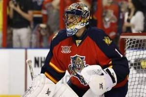 Who was the best player on the Florida Panthers