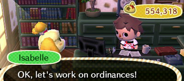 at a Cretain point in the game, you can enact ordinances to make your town even better  than it already is. Which ordinance in this selection does not exist?