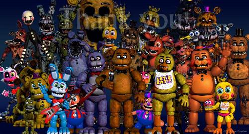 What is your fave fnaf game?