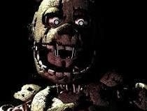 In the silver eyes what color is springtraps eyes