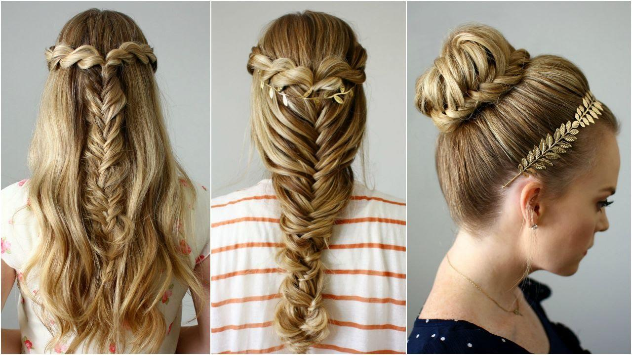 What is your favourite hairstyle?