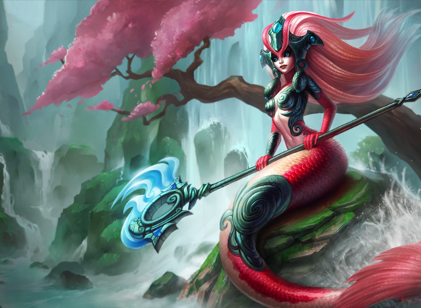 What is this Nami skin called?
