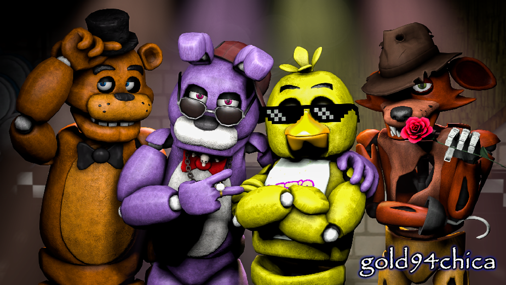 what fnaf character do you want to get?