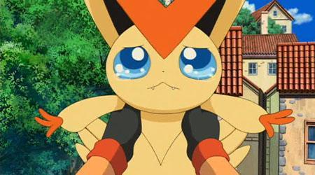 Oh my .!! Who is this pokemon with tears. It is an unnova legend . Can you name it?/