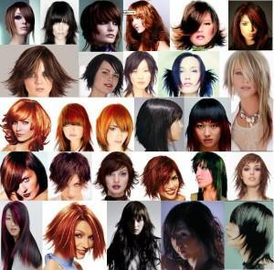 What kind of hair do you like on a girl?