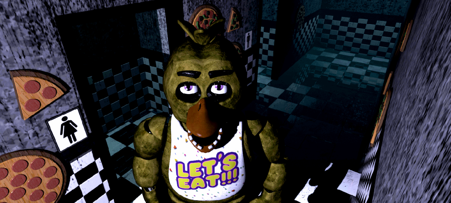 What is Chica occupied with?