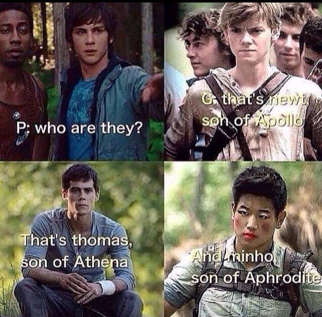 Do you like The maze runner