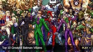 What [male] batman villain is your favorite?