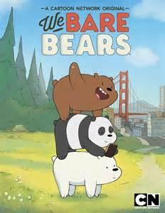 Are you gonna watch We Bare Bears, on Cartoon Network tonight at 6:30?