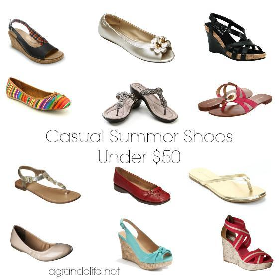 Which out of these, is your favorite summer shoes?