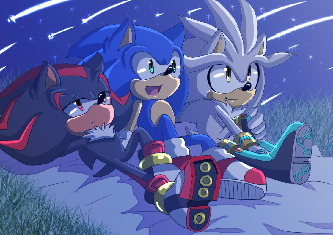 Who are my favorite characters in Sonic?