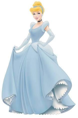What is the name of the mouse in Cinderella?