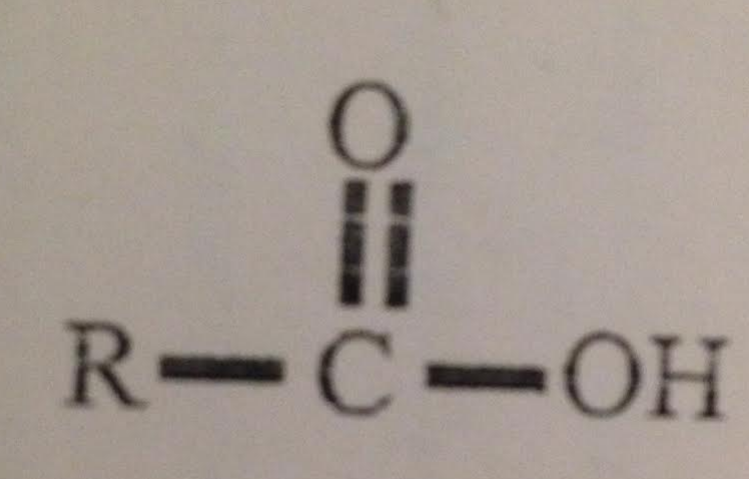 Which functional group is shown?