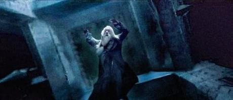 Who kills Dumbledore?
