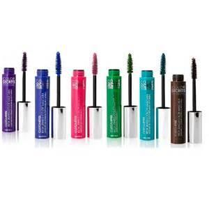 What's your favorite mascara color? (Look at the picture below)