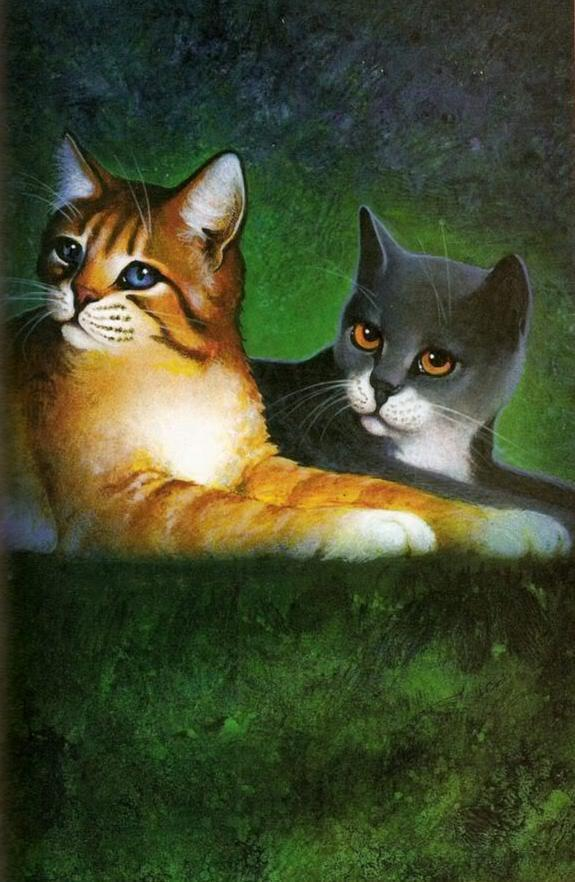 What 2 ShadowClan warriors did ask ThunderClan for help?