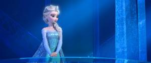 How much screen time Queen Elsa had in the film? After Frozen Heart? Hard.