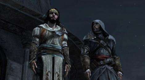 When does Ezio meet Yusuf?