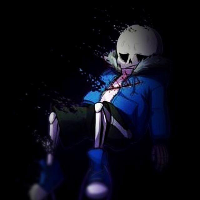 me:  Ok frisk you next!  Frisk: ok! hmmm whats your fav colour!    Chara: Mine is blood  Sans:.......