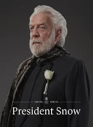Where does President Snow live?