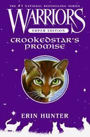In Crookedstar's Promise, which Dark Forest cat told Crookedjaw that she could help him become leader? (Capital for name)