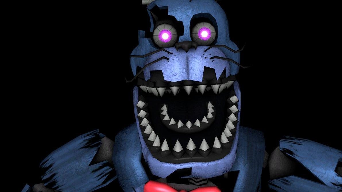 What game is Nightmare Bonnie in?