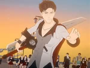 Who did Qrow fight?