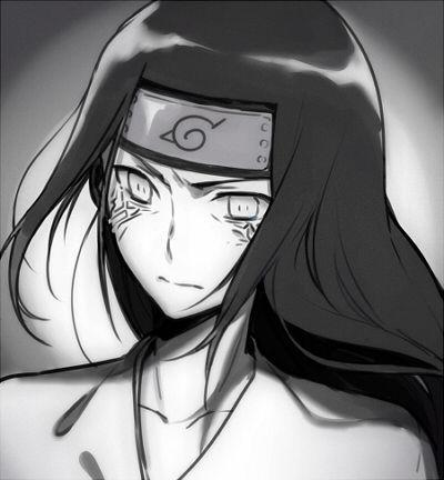 What colour are Neji's eyes?