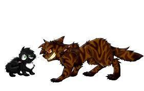 Why was ravenpaw so upset when tigerclaw was appointed deputy?