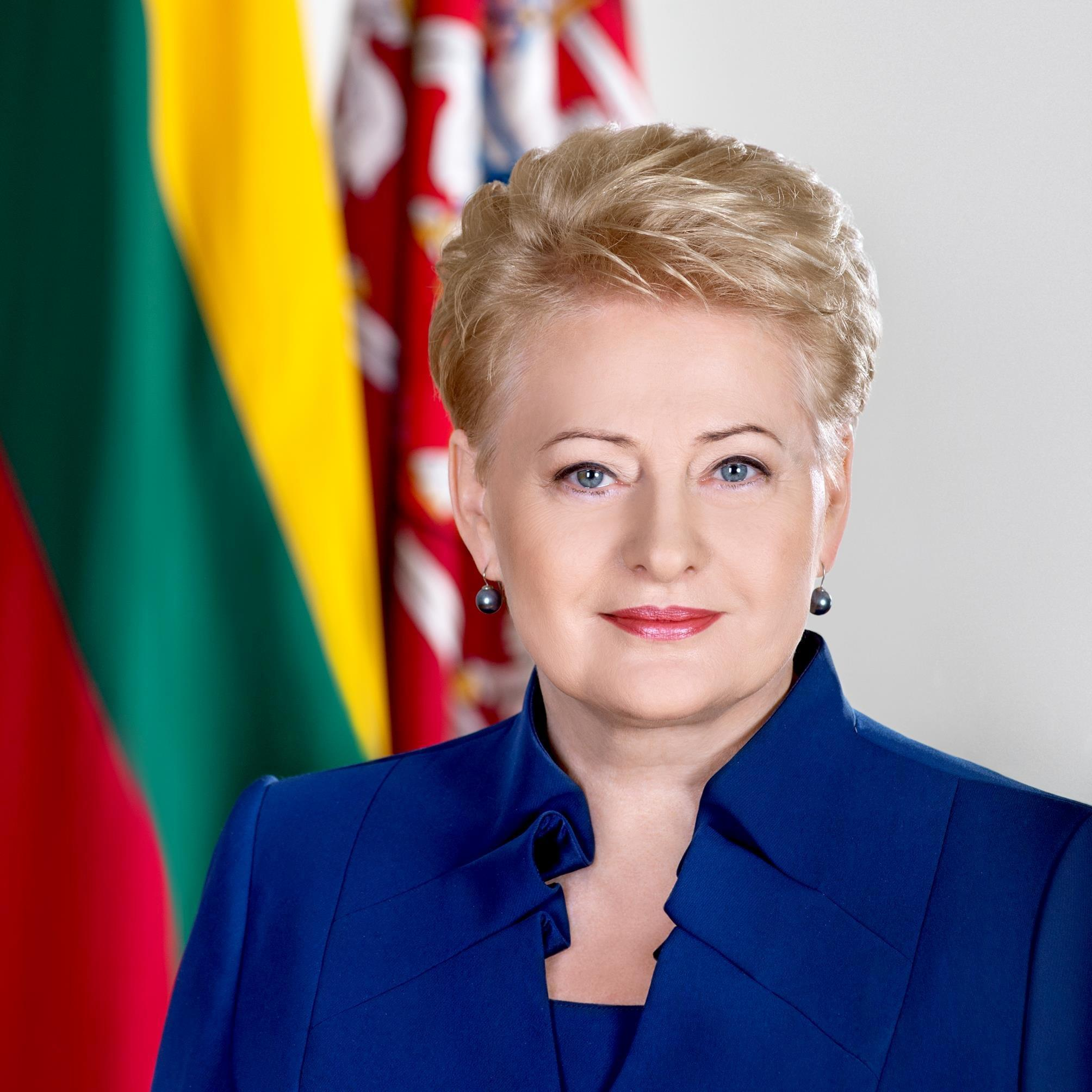 Who is Lithuania's president?