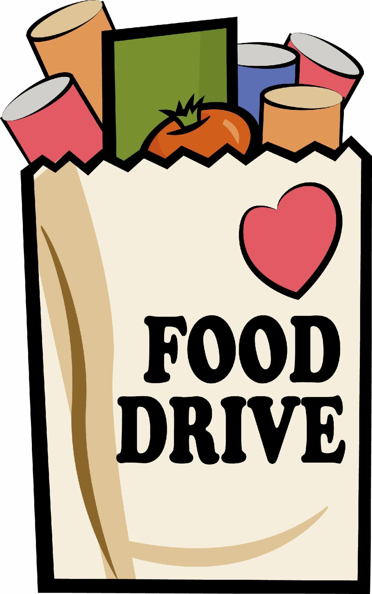 There is a food drive at your school. Do you participate?