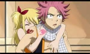 How does Lucy think of Natsu?