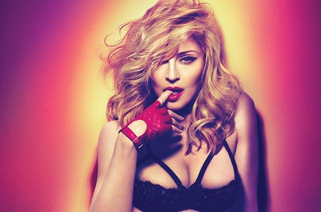 what is Madonna`s real name ?