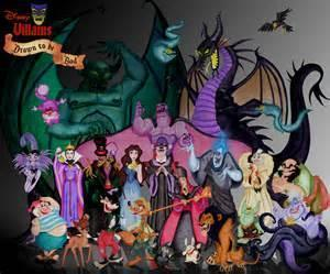 Which Disney Villain is the Mistress of all Evil?