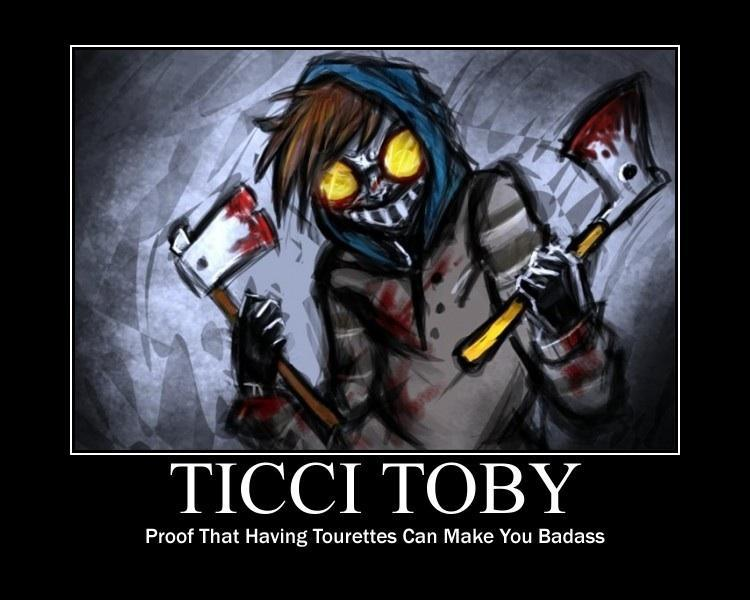 Okay, good. Now, what is Ticci Toby's real, full name?
