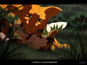 rp time! You found tigerclaw killing a kit. what do u do?