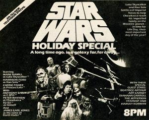 How bad was the Star Wars: Holiday Special? If you haven't seen it, it was literally number 1 in the top 20 worst movies.