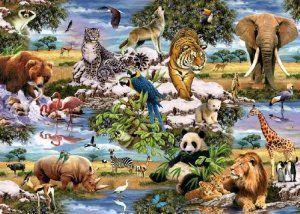Which animal do you like the most?