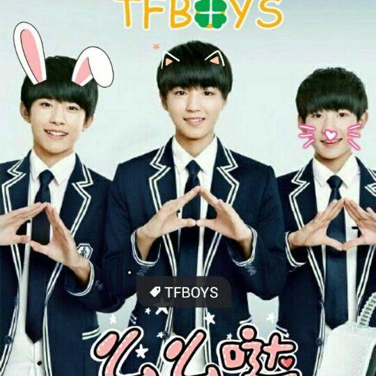 who is the leader of tfboys