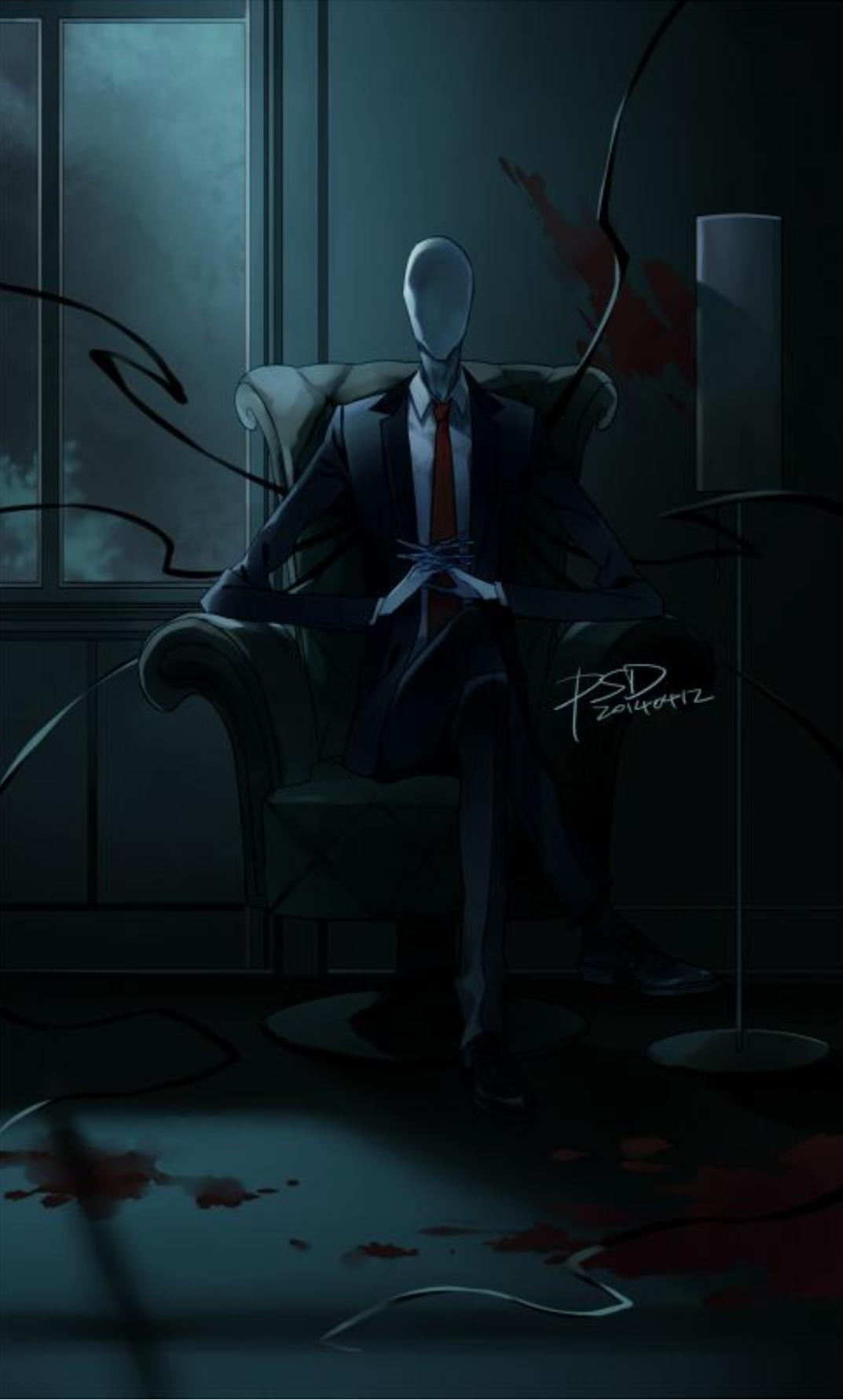 your turn slender! Slender: what animal do u like.. WHAT DOES THAT HAVE TO DO WITH IT!