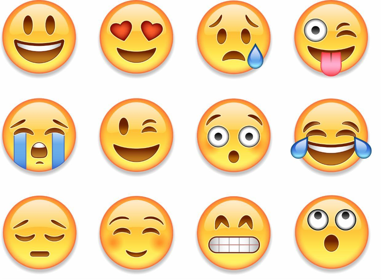 Which is the cutest emoji?